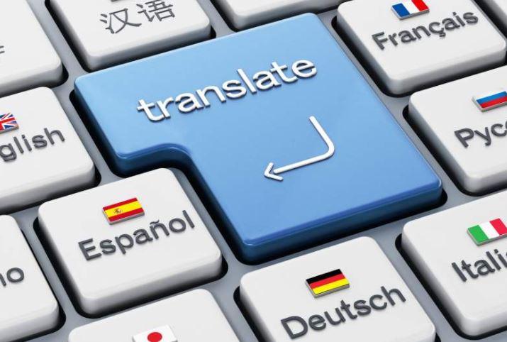 Translating services