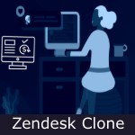 Zendesk Clone - Multi-Domain Cloud Support Desk System with FAQ & Knowledgebase [Multi Tenant]