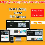 Udemy Clone | Udemy Clone Scripts | Udemy Clone with Wordpress support | Canvas Clone | Coursera Clone | Lynda Clone
