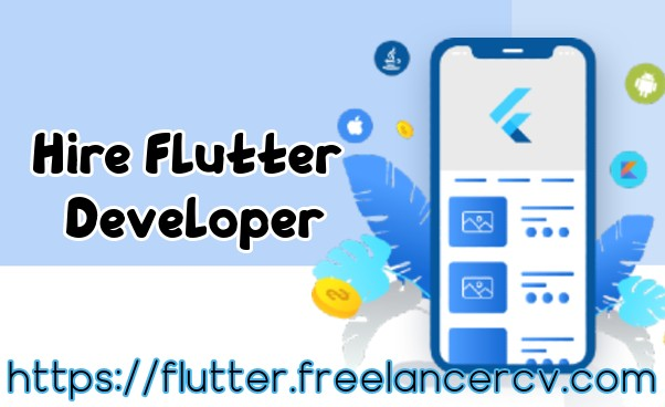 Hire Flutter developer for Hybrid Mobile application development for Android & iOS device