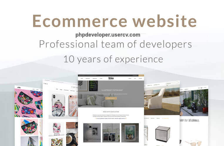 I Will Build A Professional Ecommerce Website Or Online Store In Woocommerce Wordpress