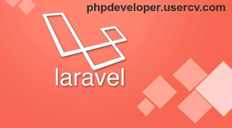 I Will Develop a Web Application In Laravel Framework