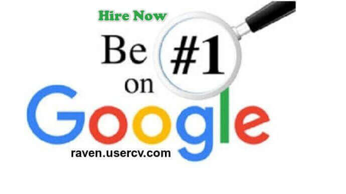 Guaranteed Google 1st ( first ) Page Rank with Content Marketing for 499$ a Month