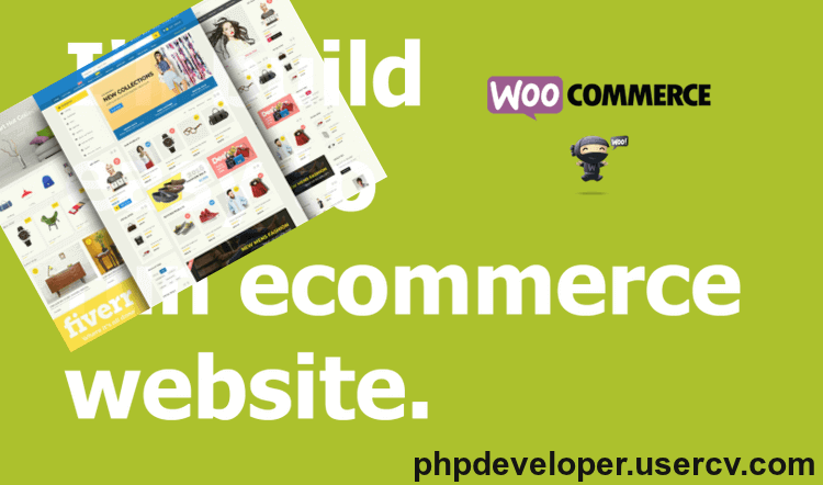 I Will create an Ecommerce Website Or Online Store In Woocommerce Wordpress or OpenCart or Prestashop or Magento