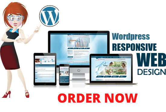 I will create word press website that tailored your requirements.