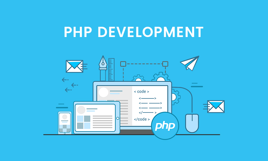 I will be your PHP-MySQL developer and do any sort of PHP coding for you.